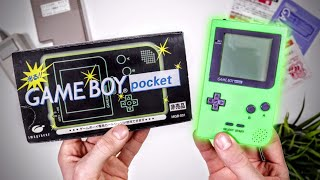 The RAREST GameBoy I Have Ever Seen! (2000 Made)