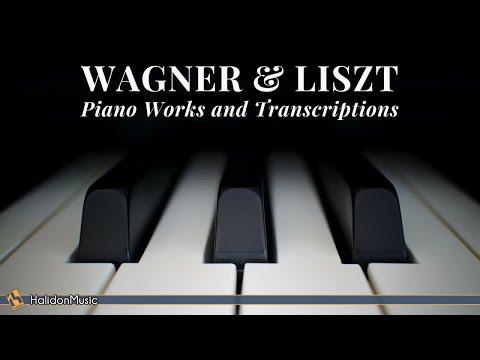 Wagner & Liszt: Piano Works and Transcriptions   New Talent: Sergio Merletti