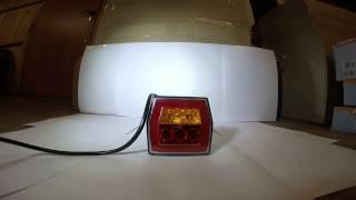 Светодиодный фонарь для прицепа. Fristom FT-122(Где купить: http://zpricep.ru/catalog/fonari-dlya-pritsepov/fonar-zadniy-ft-122-dlya-pritsepa-mzsa/ Современный фонарь для легкового прицепа Полно..., 2014-11-30T10:10:47.000Z)