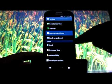 What Is Driving Mode And How Do I Control It On My Samsung Galaxy S3
