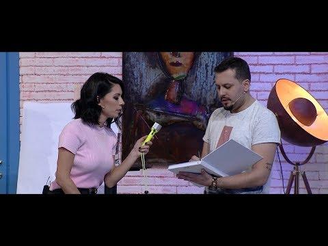 Duplex - Emisioni 8, Sezoni 1 - Armina Mevlani (17 Nentor 2018)