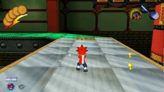 Ape Escape: On the Loose - 48 - Tiki Tiki Wall (Completed)