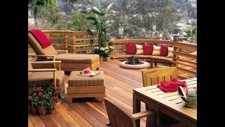 Small Deck Design Ideas
