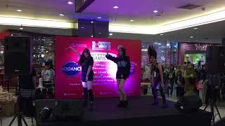 GODANCE GOKANA Competition Bandung Indah Plaza The Lulz cover dance...
