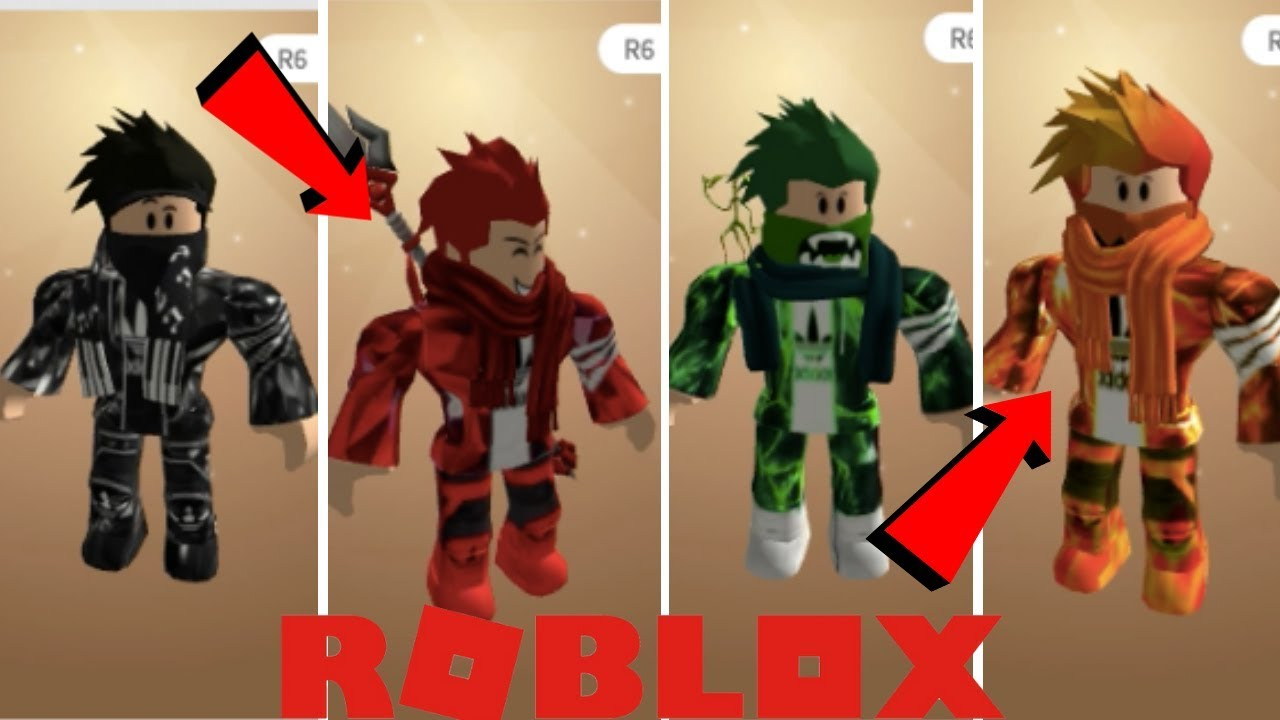 Best Roblox Character Outfits 2020 Super Cheap Updated Youtube