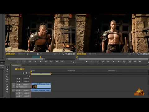 الدرس الثاني ـ تقطيع مقاطع الفيديو Adobe Premiere Pro CS6
