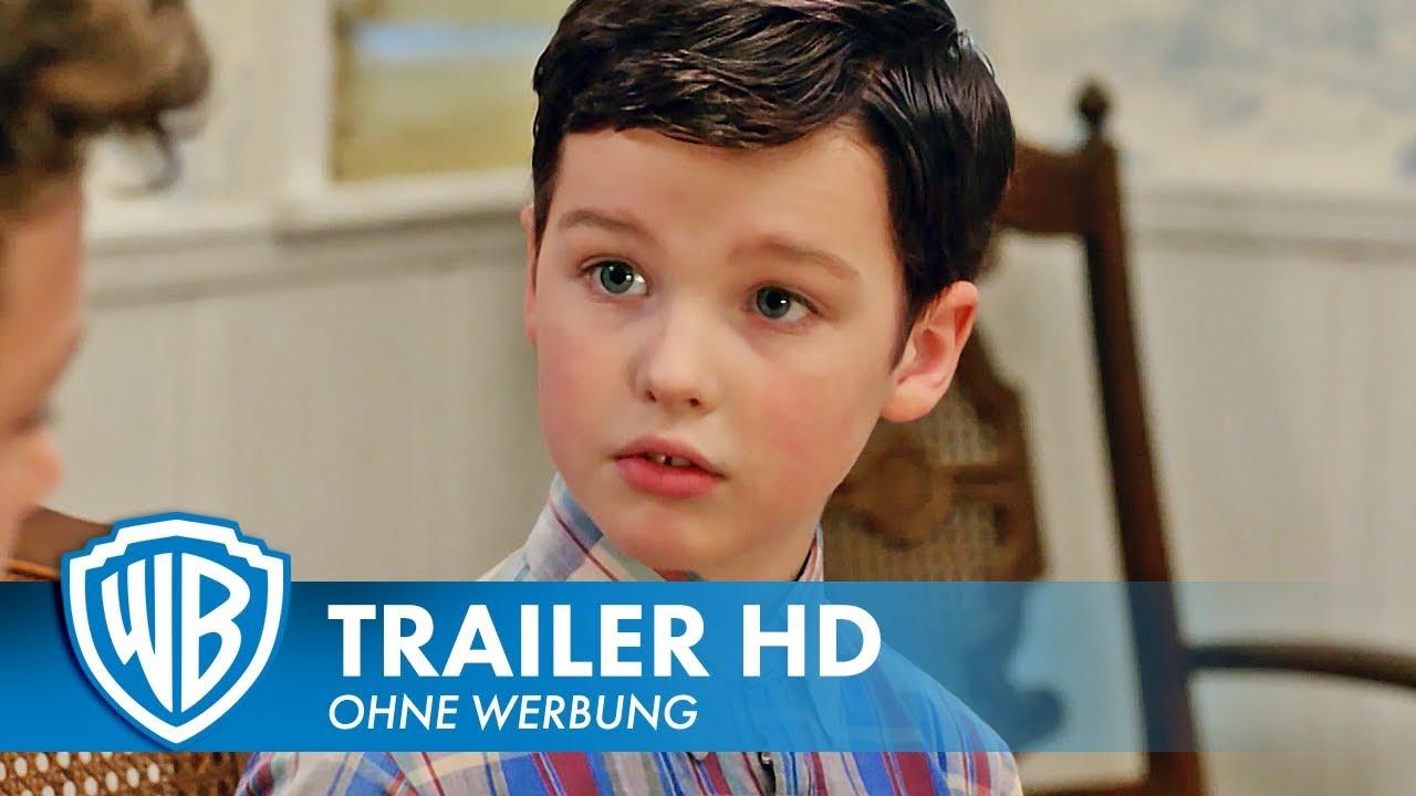 Young Sheldon Staffel 1 Trailer 1 Deutsch Hd German 2018 Youtube