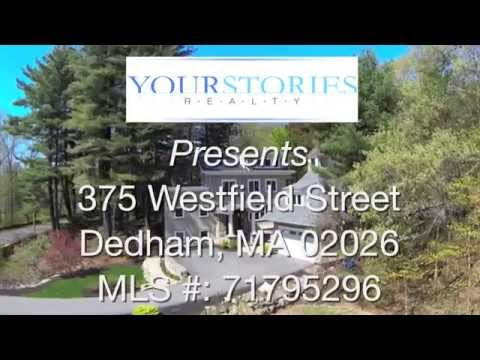 Colonial Contemporary Luxury Dedham MA real estate