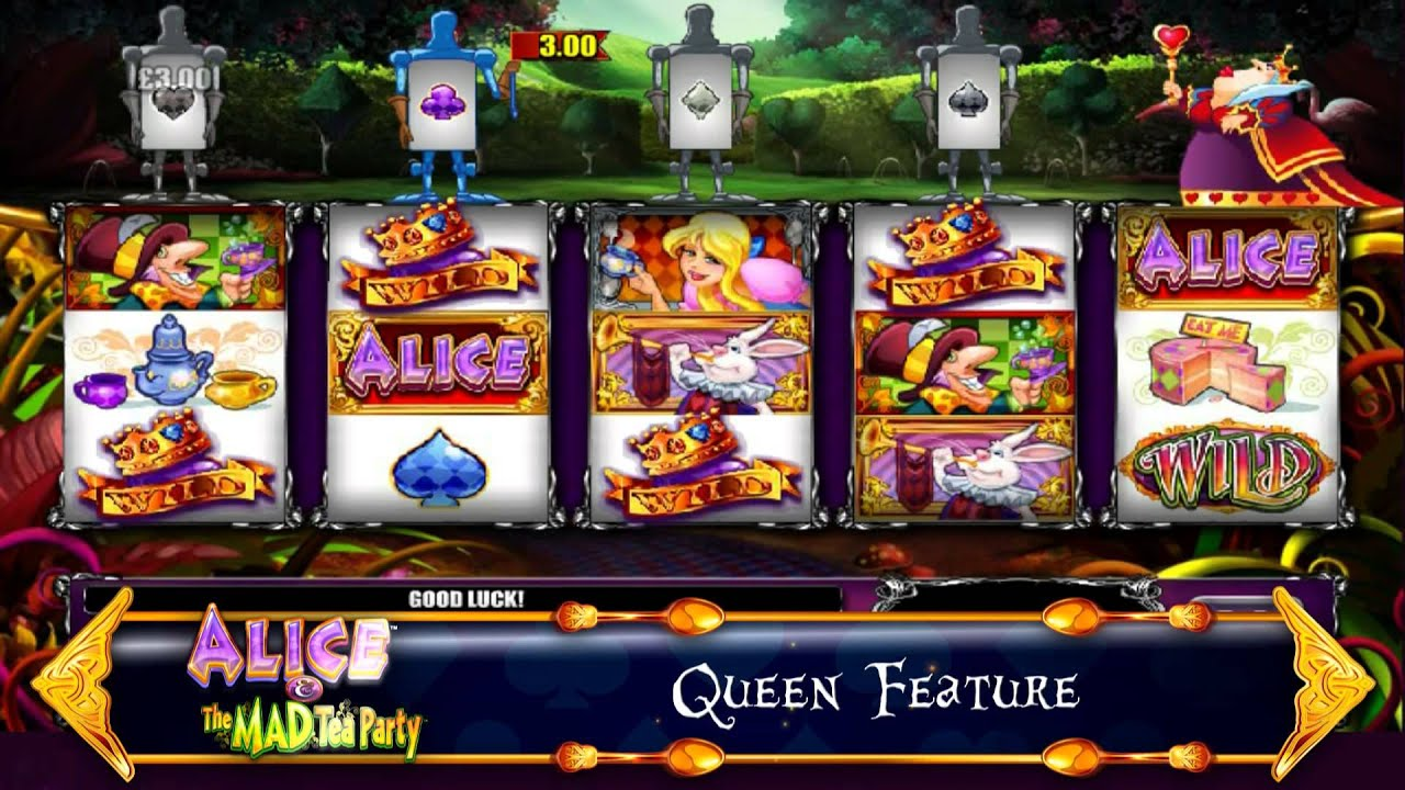 alice slot machine online