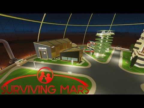 [3] Becoming More Self Sustainable | Surviving Mars
