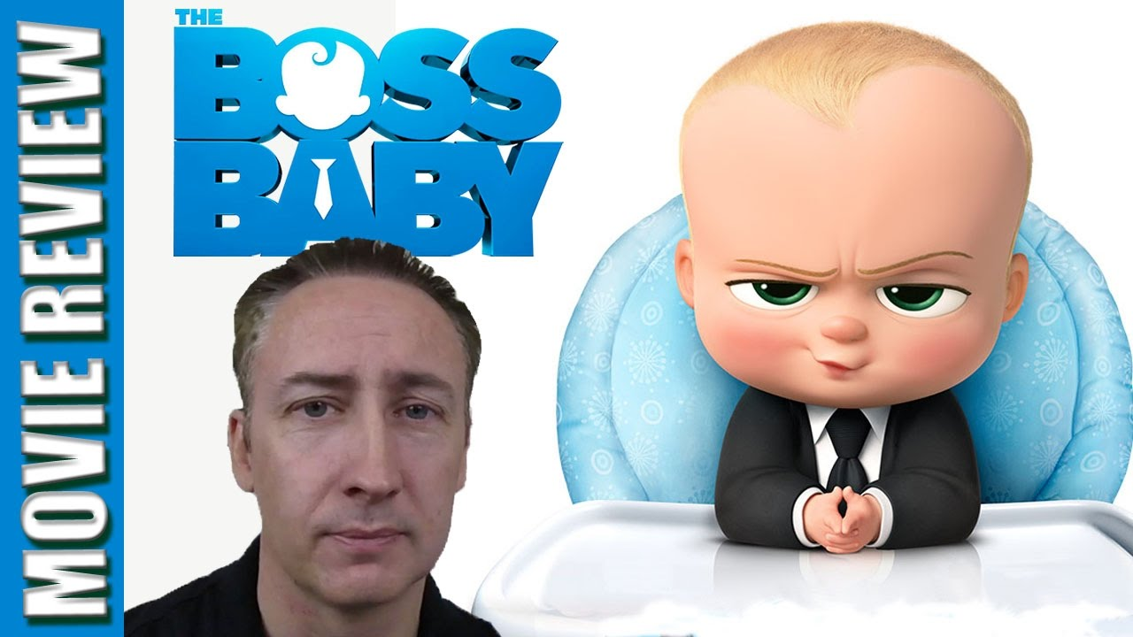 The Boss Baby Movie Review - YouTube