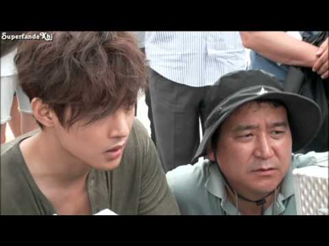 Kim Hyun Joong ~ City Conquest Making Film ~ Scene2 [DVD2]