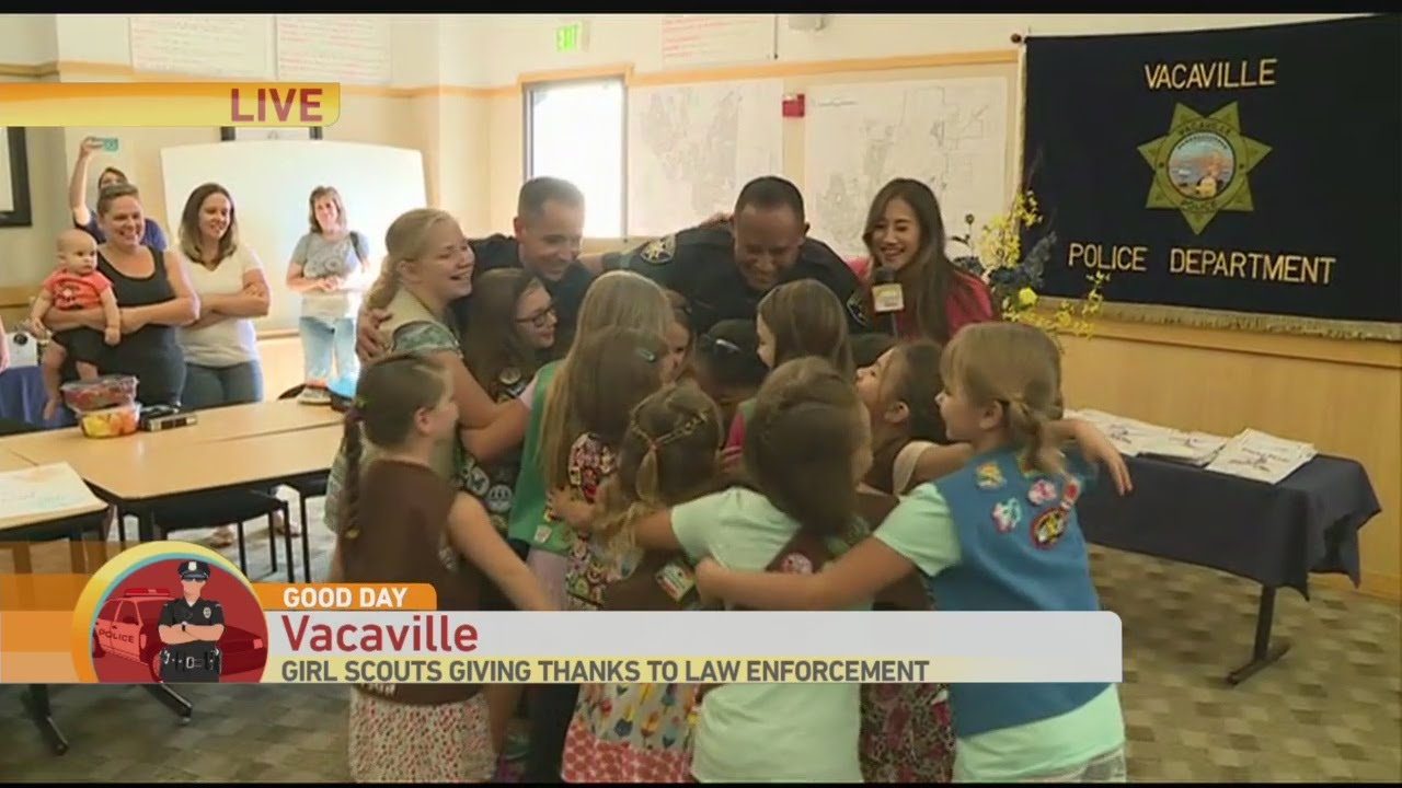 Community thanks officers as part of Law Enforcement Appreciation Day