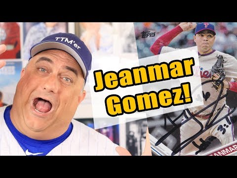 TTM Successes from Jeanmar Gomez, Glenallen Hill and More!