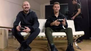 FIFA 17 - Das Duell: Paul Kalkbrenner gegen Joshua Kimmich
