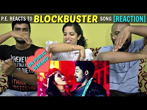 Blockbuster Video Song Reaction in Marathi...