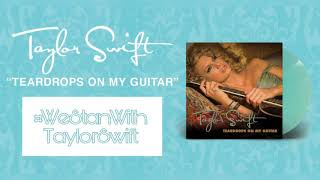 Teardrops On Mi Guitar - ACOUSTIC B-SIDE - Taylor Swift