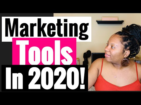 Best MARKETING TOOLS for Small Business   Digital Online marketing Tools   LaTersa Blakely