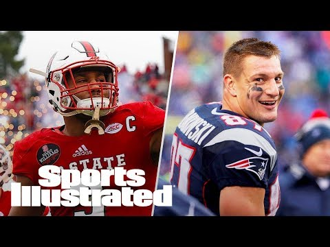 Gronkowski Commits To Another Year With Patriots, Bradley Chubb On Draft | LIVE | Sports Illustrated