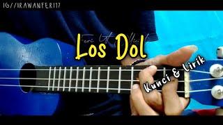 LOS DOL - Denny Caknan (Kunci&Lirik) Kentrung by Feri Yt Official