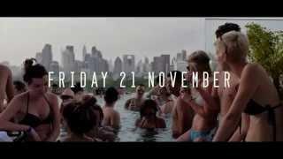 LUSH Sofitel So Bangkok Friday 21 November 2014