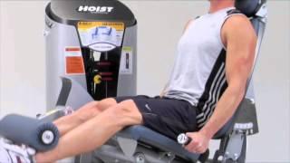Тренажер разгибание ног сидя HOIST RS-1401(Уникальность серии HOIST ROC-IT заключается в инновационной технологии активного движения RIDE ORIENTED XERCISE (ROX). Инно..., 2015-03-30T14:03:02.000Z)