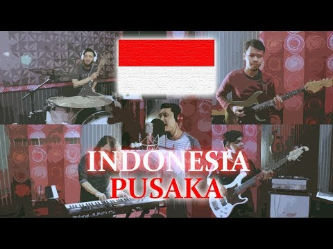 Indonesia Pusaka Cover (Spesial HUT Ke-73 RI 17 Agustus 2018) By Sanca Records