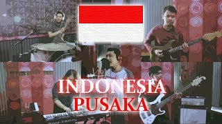Indonesia Pusaka Cover (Spesial HUT Ke-73 RI 17 Agustus 2018) by Sanca Records
