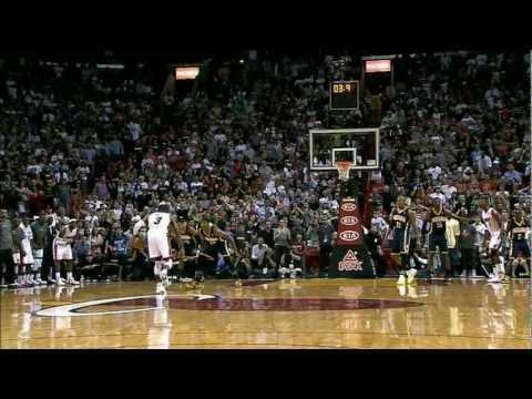 LeBron forces OT...Wade wins it!