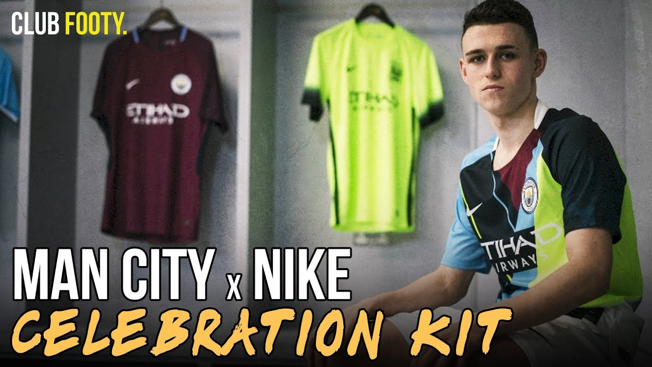 2066b0507ea MAN CITY   NIKE 2019 CELEBRATION KIT LAUNCHED!