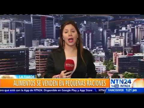Escasez y altos precios en Venezuela obliga a los ciudadanos a vender productos detallados o por cuc