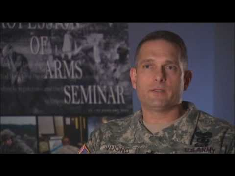 Unified Quest 2011: Profession of Arms Seminar