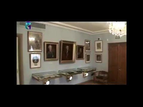 Государственный музей Александра Пушкина. Передача 1