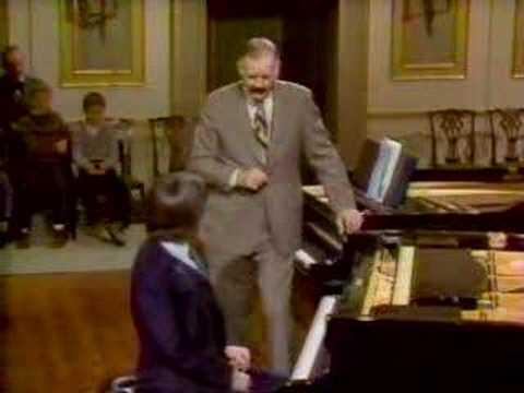 Jorge Bolet Master Class-Rachmaninoff Piano Conc.#3-Pt.1