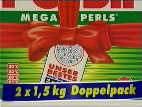 Persil Werbung Unser Bestes 1997