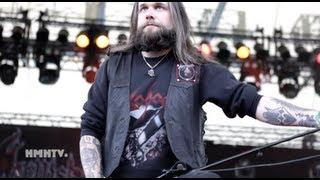 Hellish Crossfire @ Rock Hard Festival 2013