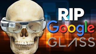 Google Glass - давай, до свидания!