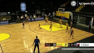 #LNB - Platense 79-80 Obras Basket (24/1/2021)