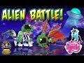 Alien Animal Jam Battle + Name The Shopking My Little Pony!