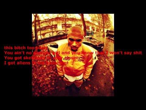 Breezy Chris Brown - Niggas In Paris Lyrics (FREESTYLE) Karaoke