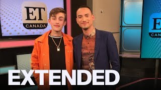 Johnny Orlando Talks 'Teenage Fever', Relationship With His Fans & More | EXTENDED