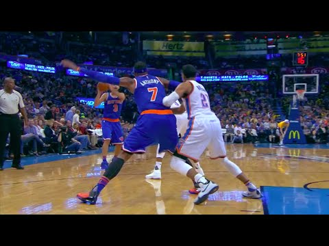 Carmelo Anthony - Postup Powerhouse