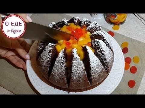 Сказочный торт Килиманджаро!