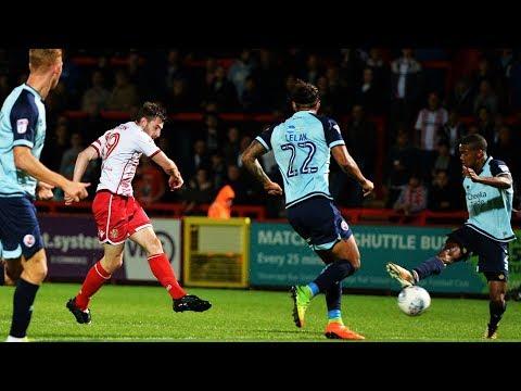 HD HIGHLIGHTS | Stevenage 1-1 Crawley | League Two 2017/2018
