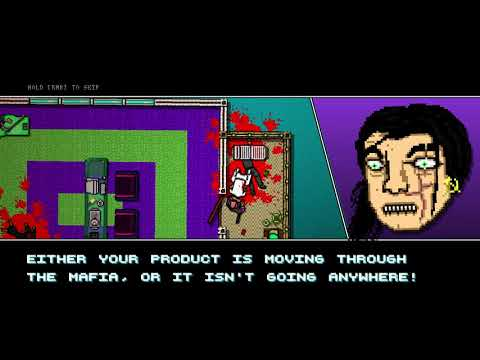 Hotline Miami 2 Wrong Number Custom Campaign: Ozymandias