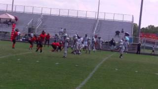 y p jaguars 2011 juniors 10u game7 vs cc cowboys