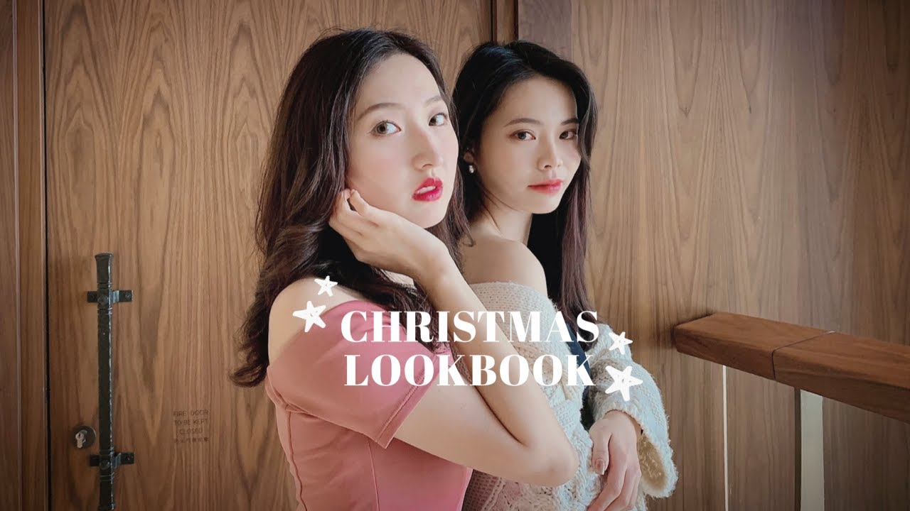 [VIDEO] - 🎄Christmas Lookbook 2019✨// ft. Kaylie 1