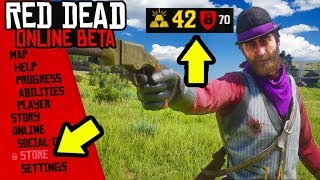 HUGE MONEY UPDATE COMING TO Red Dead Online! Red Dead Redemption 2 Money and Gold Bars! RDR2 Money