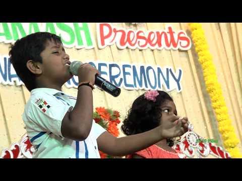 Pothi vacha malliga mottu by Super singer Angeline & Arjun