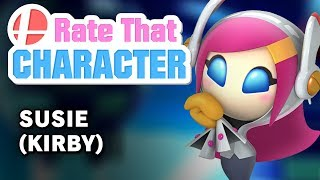 Susie - Rate That Character